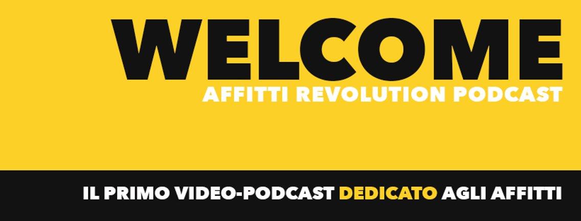 Affitti Revolution Podcast - Cover Image