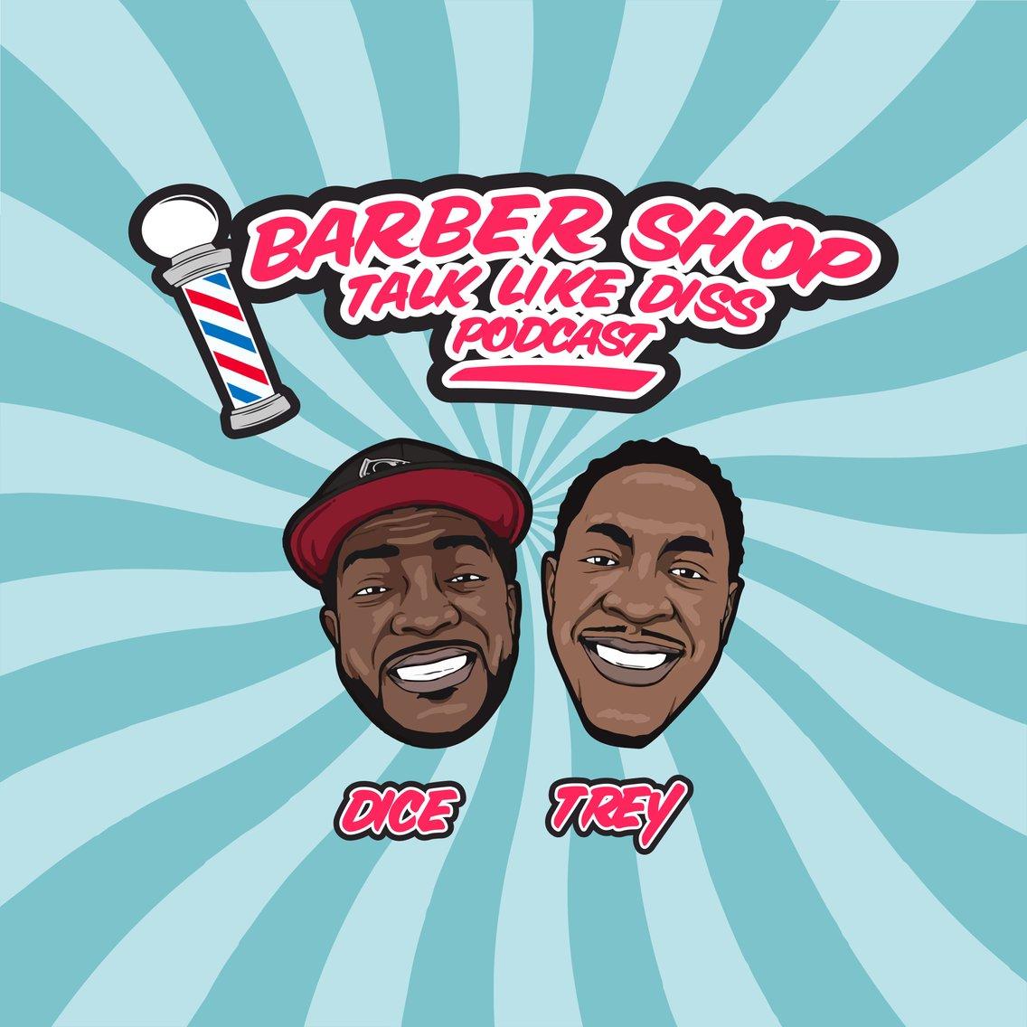 Barbershop Talk Like Diss - immagine di copertina