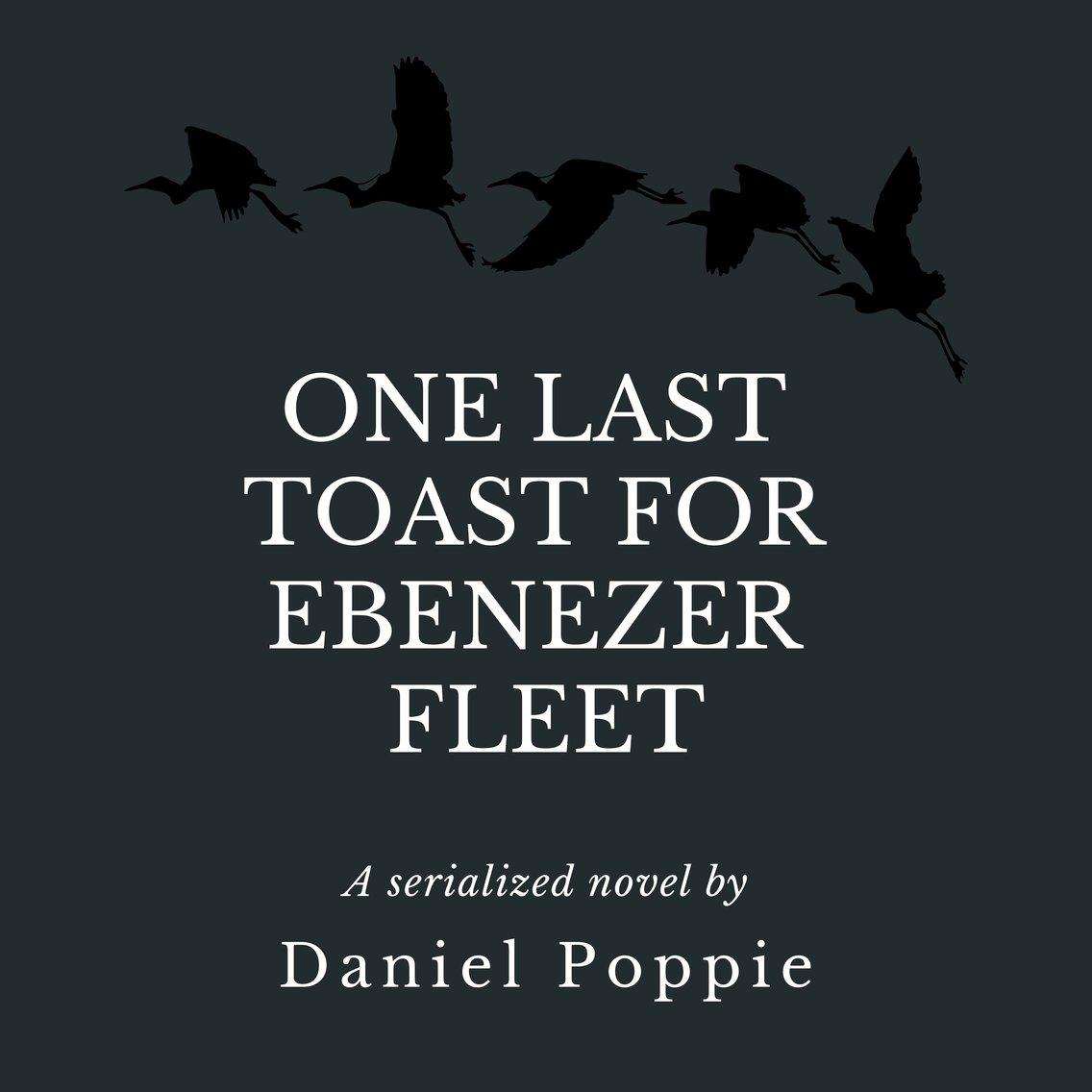 One Last Toast for Ebenezer Fleet - immagine di copertina