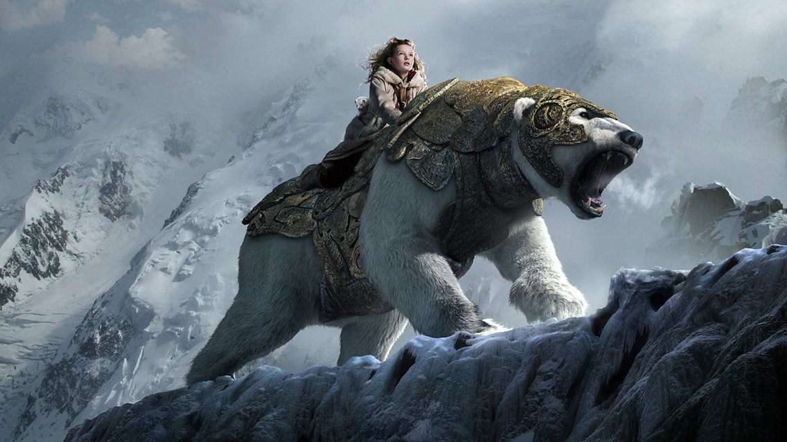 UNspoiled! His Dark Materials - Cover Image