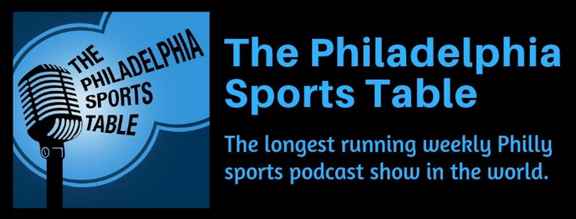 The Philadelphia Sports Table - imagen de portada