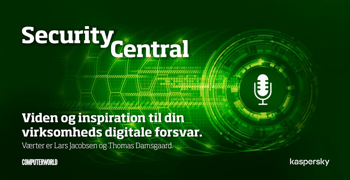 Security Central - Cover Image