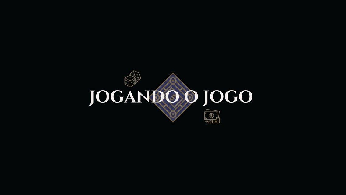 Jogando o Jogo - immagine di copertina