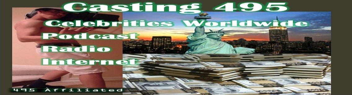 Casting 495 Celebrities Worldwide - imagen de portada