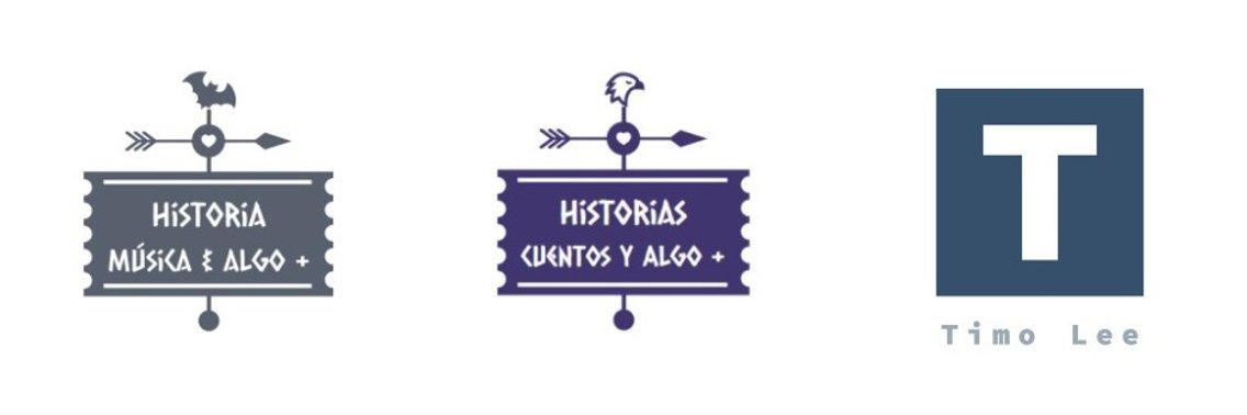 Historia Música y Algo + - Cover Image