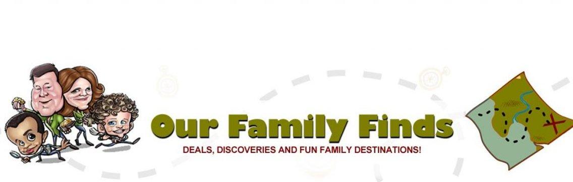 Our Family Finds - imagen de portada