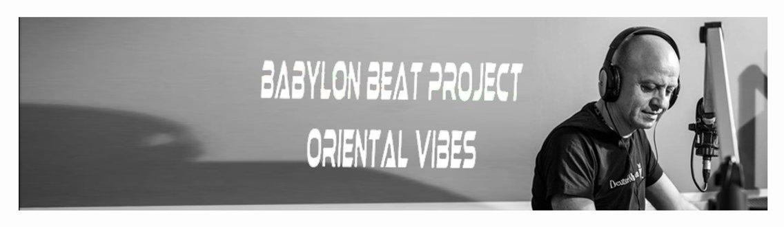 Babylon Beat - Oriental Vibes - Cover Image
