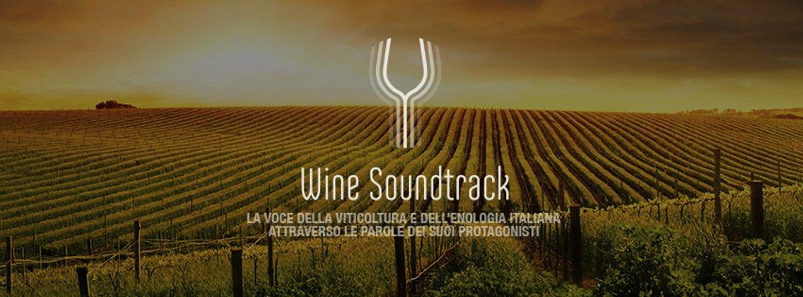 Wine Soundtrack - Italia - immagine di copertina