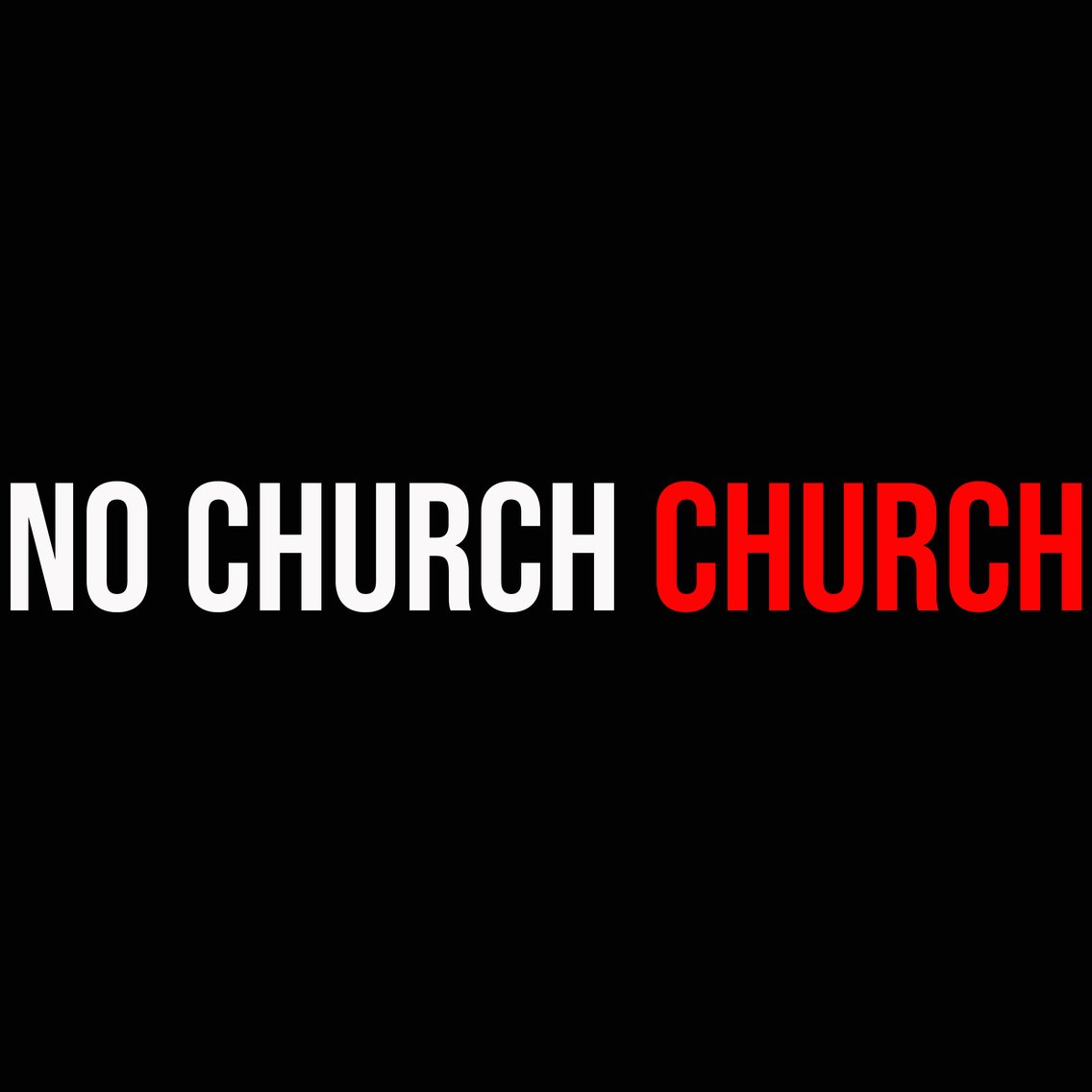 No Church Church - immagine di copertina