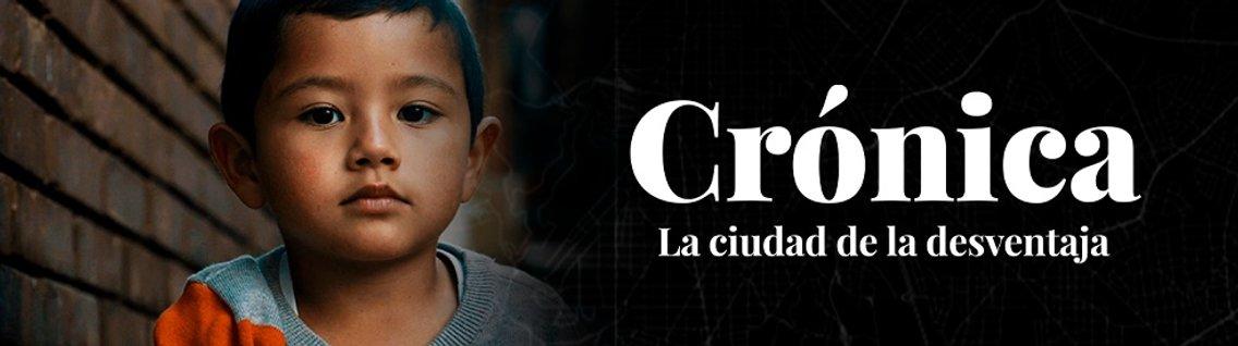 Crónica. La cuidad de la desventaja - Cover Image