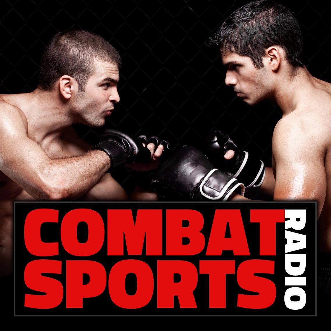 Combat Sports Radio - Cover Image