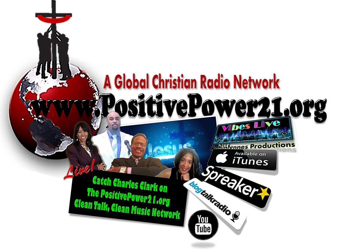 Inspired Radio with Charles Clark - immagine di copertina