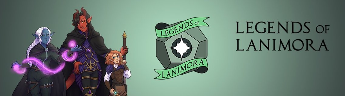 Legends of Lanimora - A D&D Podcast - Cover Image