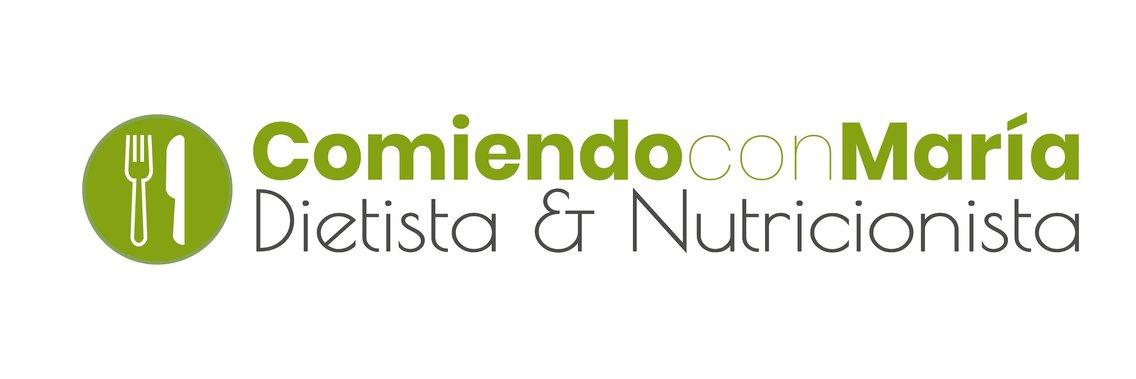 Comiendo con María (Nutrición) - Cover Image