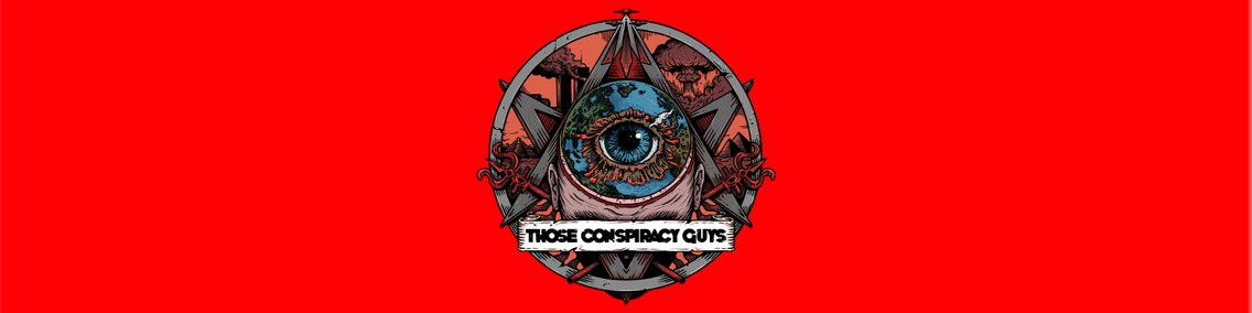 Those Conspiracy Guys - Cover Image