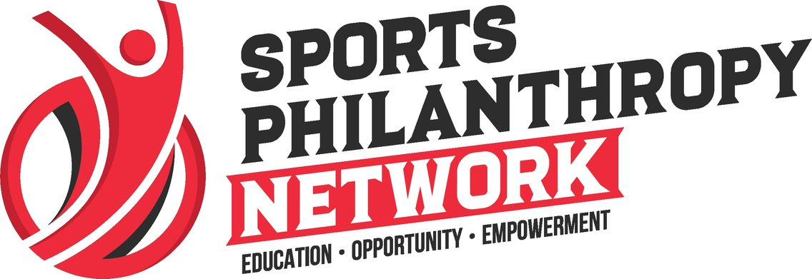 Sports Philanthropy Podcast - Cover Image