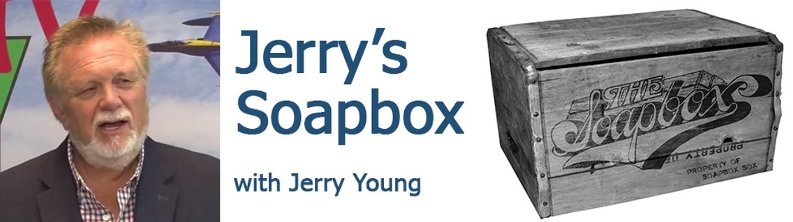 Jerry's Soapbox - Cover Image