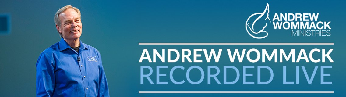 Andrew Wommack Recorded Live - Cover Image