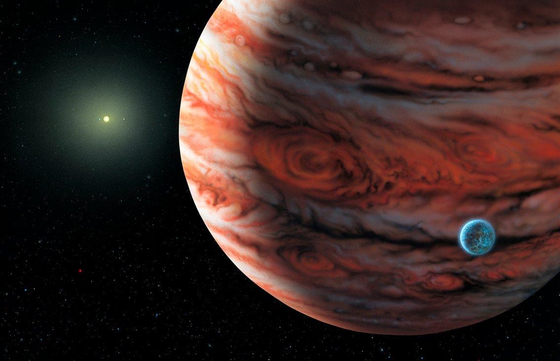 Las Lunas de Júpiter - Cover Image
