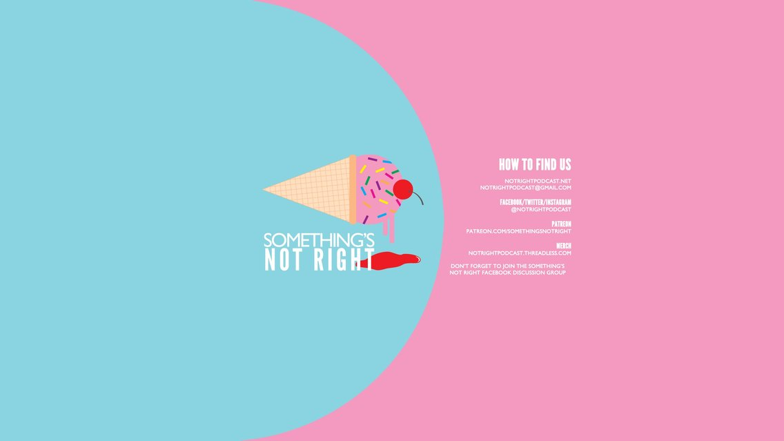 Something's Not Right - Cover Image