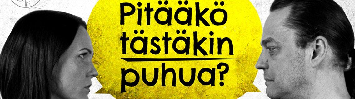 Pitääkö tästäkin puhua? - Cover Image