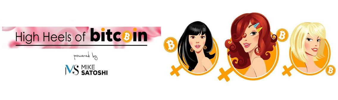 High Heels of Bitcoin - Cover Image