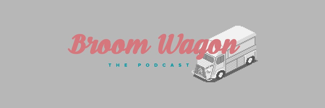 BroomWagon Podcast - Cover Image