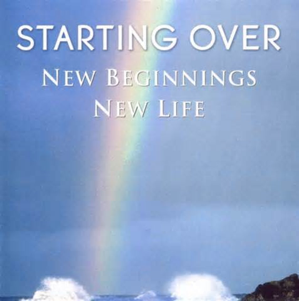 Do You Need To Start Again? - Cover Image