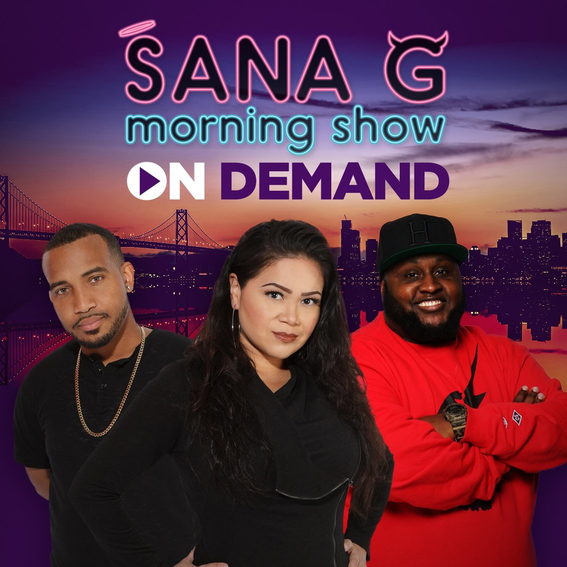 Sana G Morning Show On Demand - Cover Image