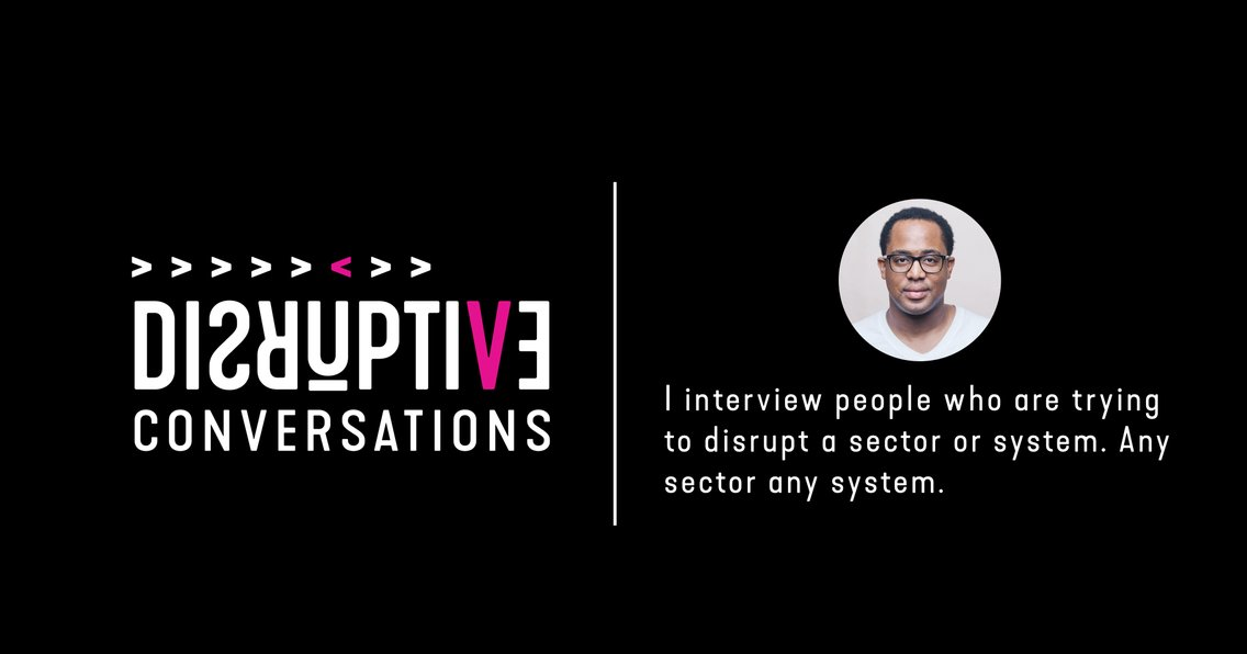 Disruptive Conversations - Cover Image