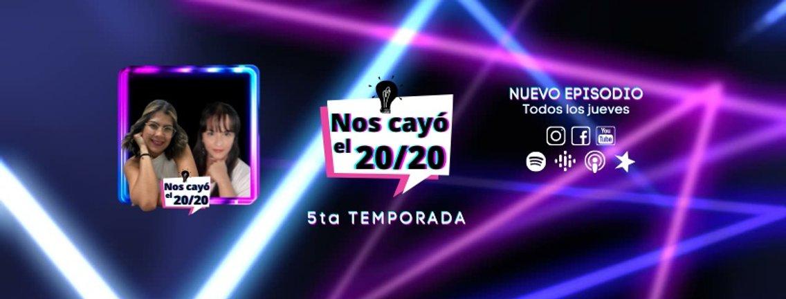 Nos cayó el 20/20 - immagine di copertina
