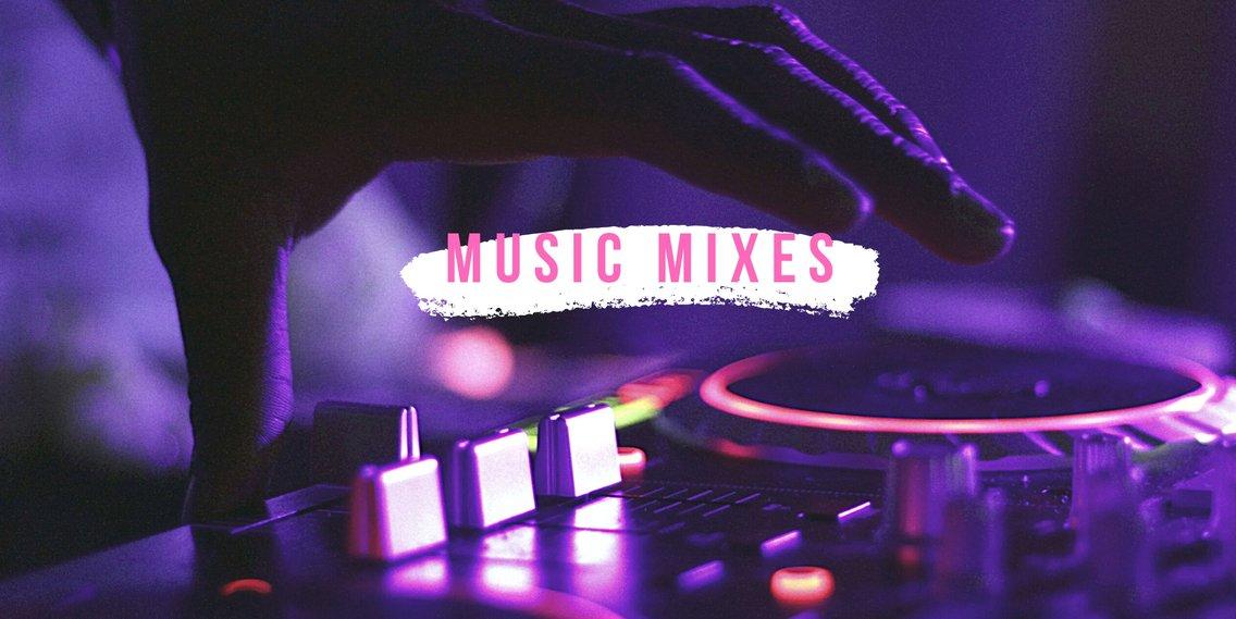 Music Mixes - immagine di copertina