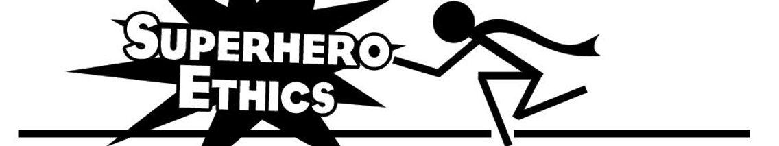 Superhero Ethics - Cover Image
