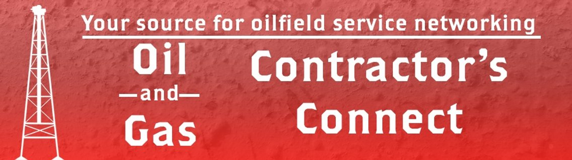 Oil and Gas Contractor's Connect - imagen de portada