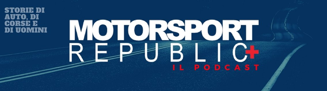 Il podcast di Motorsport Republic+ - Cover Image