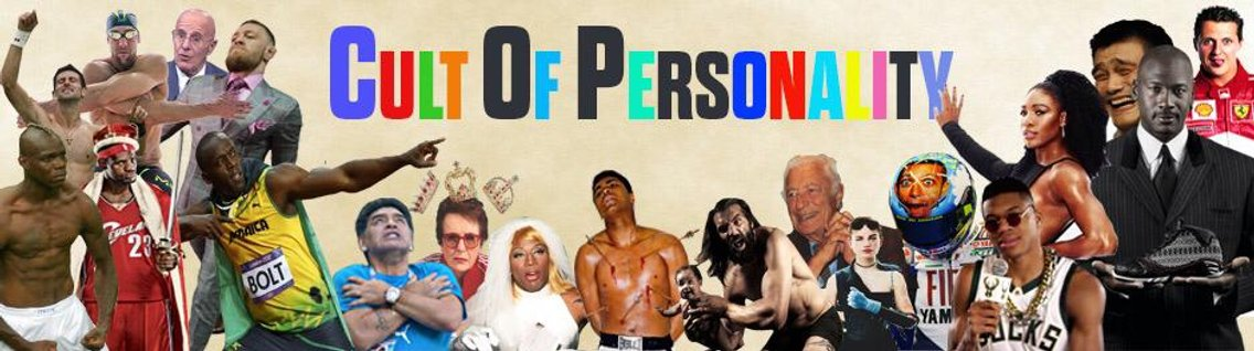 Cult of Personality - Cover Image