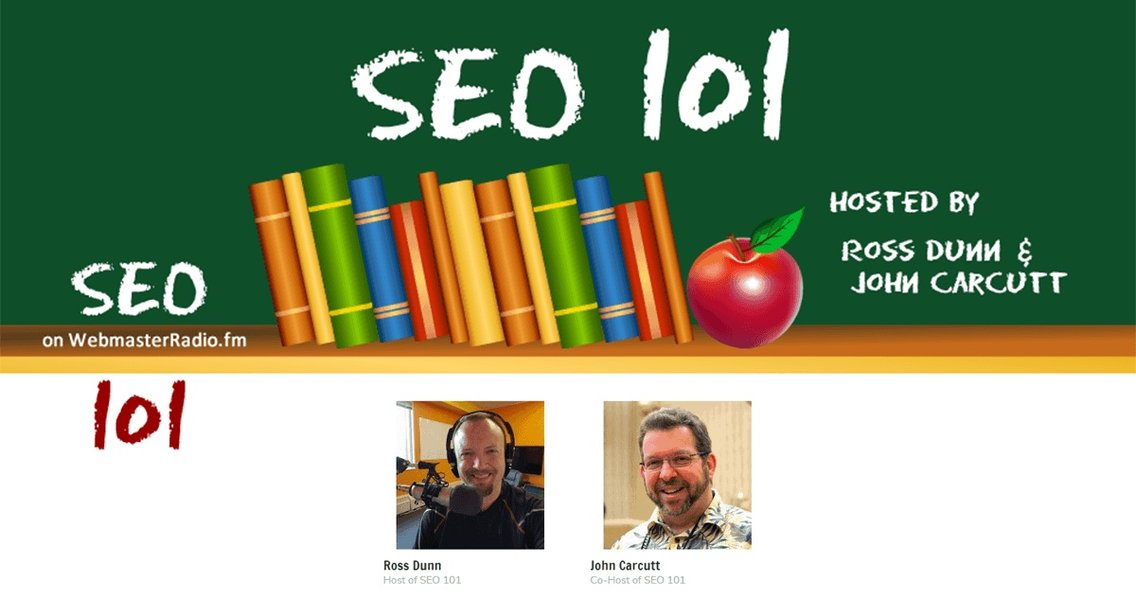 SEO 101 on WMR.FM - Cover Image
