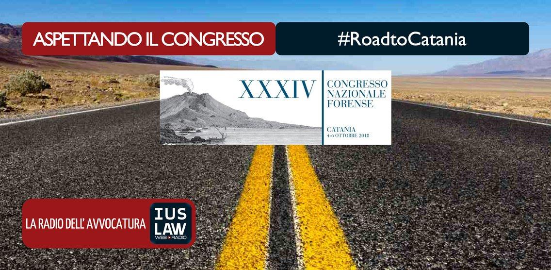 XXXIV Congresso Nazionale Forense - immagine di copertina