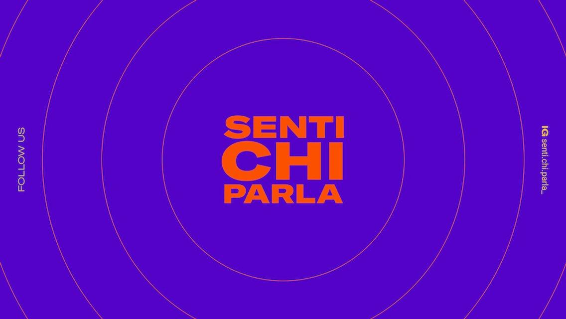 Senti Chi Parla - Cover Image