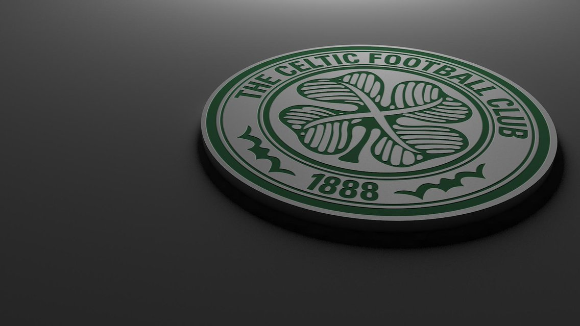 Celtic FC We Shall Not Be Moved - Cover Image