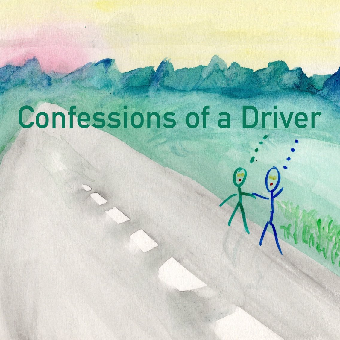 Confessions of a... - Cover Image