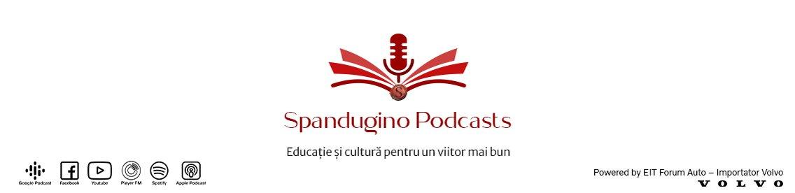 Spandugino Podcasts - Cover Image