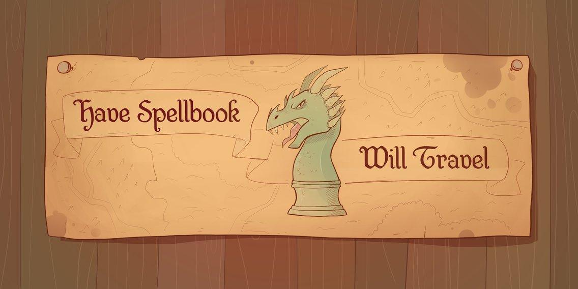 Have Spellbook, Will Travel - imagen de portada