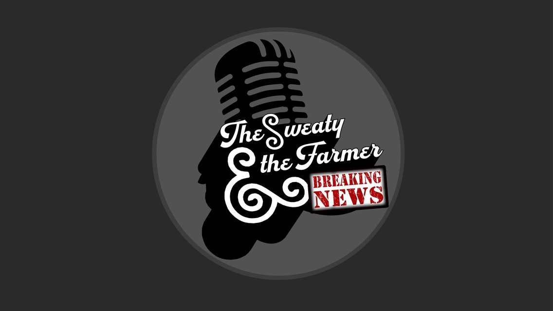 The Sweaty The Farmer & The News - Cover Image