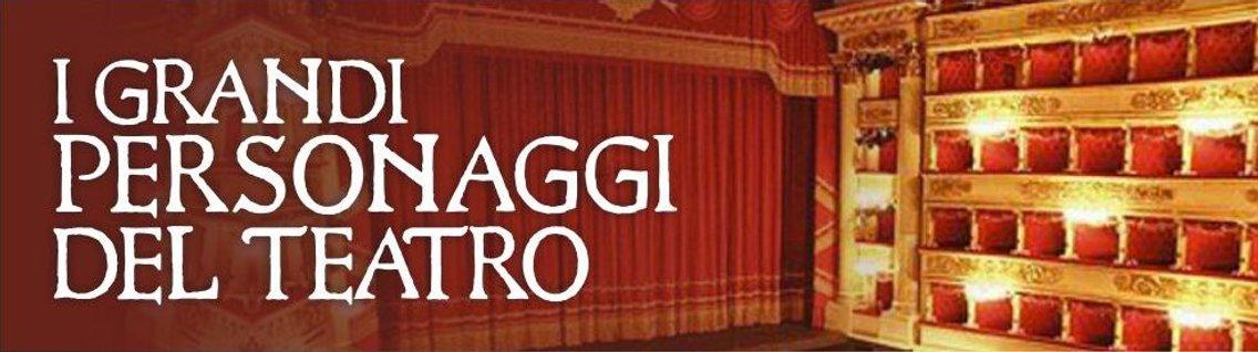 I grandi personaggi del teatro - Cover Image