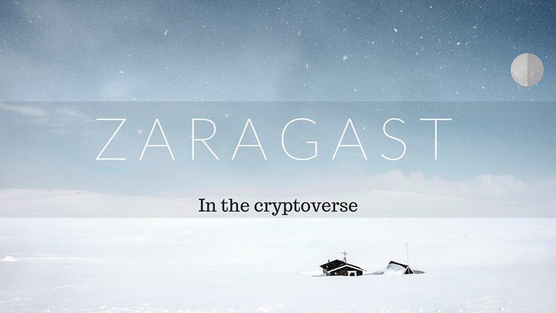 Zaragast In the cryptoverse - imagen de portada