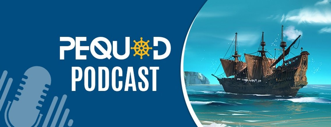 Pequod podcast - Cover Image
