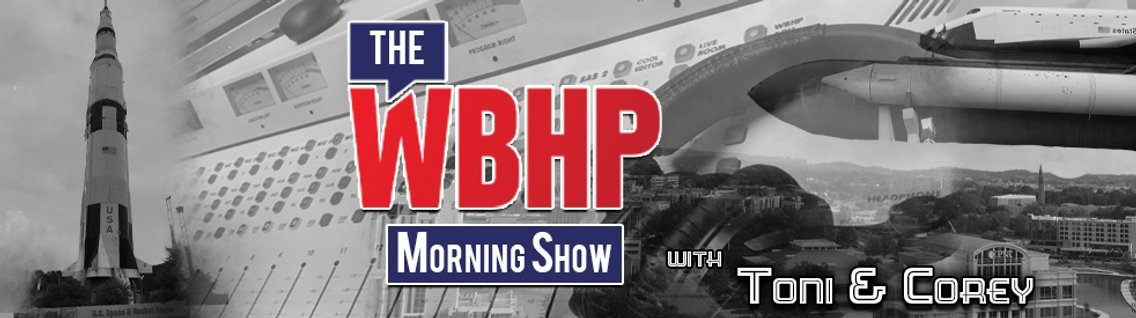 The WBHP Morning Show with Toni&Corey - imagen de portada