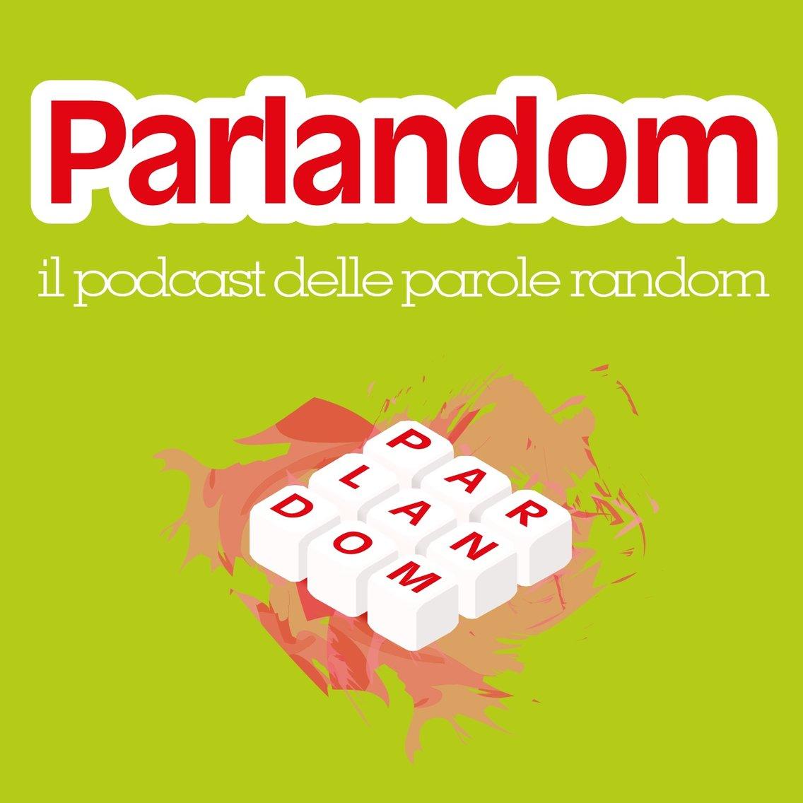 Parlandom - parole random - imagen de portada