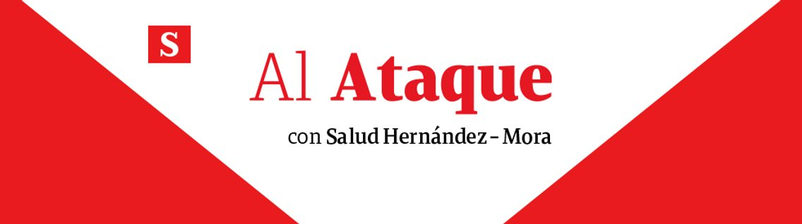 Al Ataque, con Salud Hernández-Mora - Cover Image